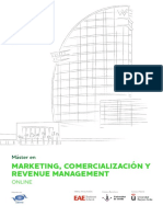 Marketing Comercial RevenueONLINE