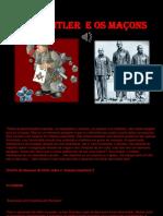 Adolf Hitler  e os Maçons.pptx