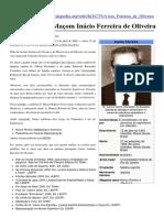 Irmão Mestre Maçom Inácio Ferreira de Oliveira.docx