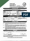 Senate Victory Pac Disclosure form to the Minnesota Future PAC