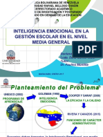 Inteligencia emocional en la gestión escolar