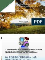 La cyberdépendance, les conséquences et les conclusions.pptx
