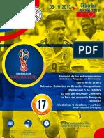 Revista Digital Colombia Rumbo a Rusia 2018