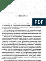 Vidulli, Paola (2000) Planificación de Bibliotecas.
