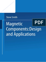 Magnetic Components Design and Applications