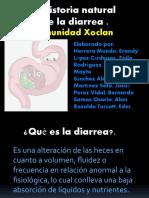 Historia Natural Diarrea