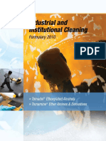 AIR PRODUCTS Cleaning Formulary Brochure