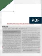 MYERS 2015 - Dicas Para Estudar Psicologia
