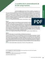 Aspectos eticos y juridicos de la comercializacion de partes separadas del cuerpo humano -  BERGEL, Salvador.pdf