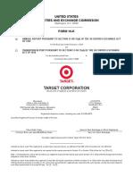 Target 2013 10-K Report