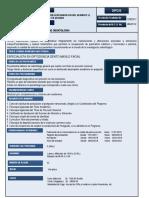 Especialidad en Ortodoncia y Ortopedia Dentomaxilofacial Sistema de Residentes