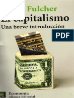 Fulcher James - El Capitalismo Una Breve Introduccion