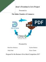business communication proposal final
