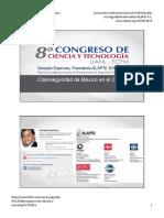 Ciberseguridad de Mexico en El 2033 - Gonzalo Espinoza