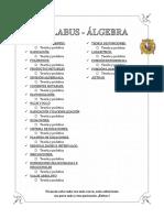Syllabus Completo