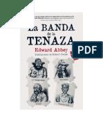 Abbey Edward - La Banda de La Tenaza