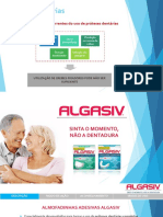 Algasiv Adesivos Protese Dentaria