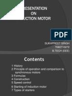3 Phase Induction Motors Ukhpreet