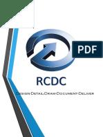 RCDC Brochure