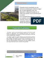 Puentes Canales