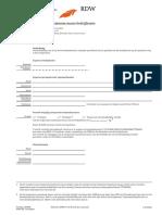3 E 0362y Aanvraag Aanpassing TMM Op Het Kentekenbewijs Van Een Bedrijfsauto