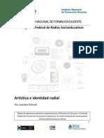 Módulo Capacitación RADIOS IES- Artística e Identidad Radial