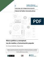 Módulo Capacitación RADIOS IES - Marco Político Conceptual