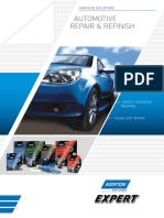 Norton Expert Automotive Repair and Refinish Brochure 0
