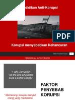 PERTEMUAN 2 - FAKTOR PENYEBAB KORUPSI.ppt