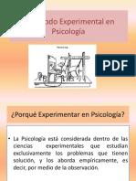 Experimentación en Psicología