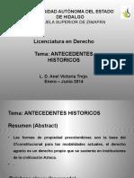 Antecedentes Historicos Derecho agrario.pptx