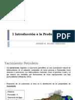 1 Introducción a La Producción de Petroleo