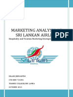 Report - Srilankan Airlines