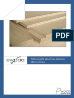 Ewpaa Particleboard Flooring