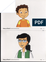 Family and Friends 1 - Flashcards