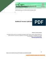 auditoria forense tecnologica