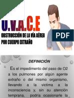 Clase Ovace