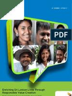 2009 Dialog Telekom Sustainability Report 2009 Full