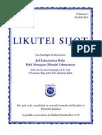 Likutei Sijot Itro 2018