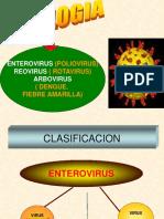 Poliovirus Rotavirus Dengue