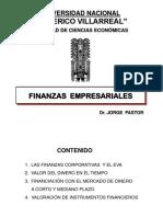 Clases de Finanzas Empresariales