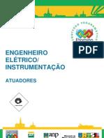 Eng Eletrico instrumentação_Atuadores_ UNICAMP