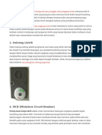 Jenis alat-alat proteksi listrik.doc