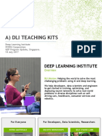 NVIDIA Consolidated Teaching Kit