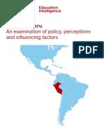 English in Peru May 2015