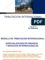 Tributación Internacional Forum