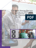7723-E-Good Servicing Practices Phasing Out HCFCs in the Refrigeration and Air-Conditioning Servicing Sector_Training Guide