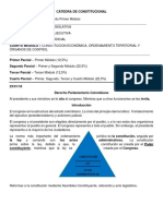 CONSTITUCIONAL PARLAMENTARIO COLOMBIANO