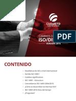 ISO DIS 14001 2015 Presentacion BSI