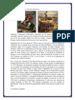 La Revolución Francesa y Napoleón Bonaparte